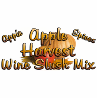 Apple Harvest Wine Slush Mix, 10 Pound Bulk Bag