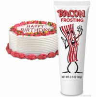 Bacon Flavored Frosting