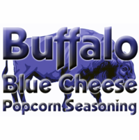 Buffalo Blue Cheese Popcorn Seasoning, 5 Pound Bulk Bag