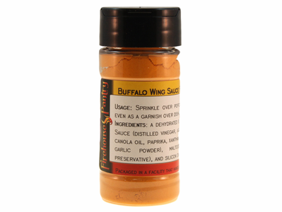 Buffalo Wing Sauce Powder in a Spice Jar (2.12 oz.)