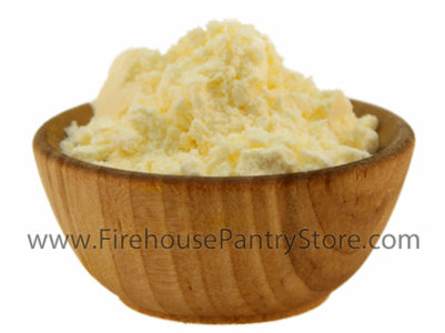 Butter Powder, 50 Pound Bulk Case (Special Order)