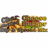 Char-Grilled Cheeseburger Dip & Spread Mix, 1 Packet