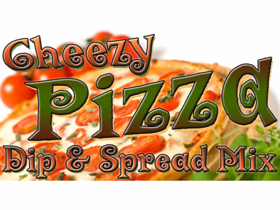 Cheezy Pizza Dip Mix & Spread Mix, 5 Pound Bulk Bag