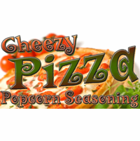 Cheezy Pizza Popcorn Seasoning, 1 Pound Bulk Bag