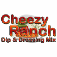 Cheezy Ranch Dip Mix & Dressing Mix, 1 Packet
