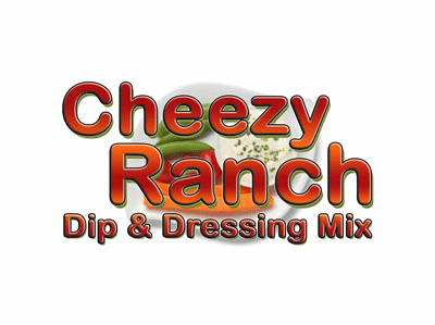 Cheezy Ranch Dip Mix & Dressing Mix, 1 Pound Pantry Bag