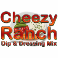 Cheezy Ranch Dip Mix & Dressing Mix, 5 Pound Bulk Bag