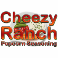 Cheezy Ranch Popcorn Seasoning in a Spice Jar (2.12 oz.)
