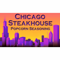 Chicago Steakhouse Popcorn Seasoning in a Spice Jar (3 oz.)