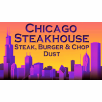 Chicago Steakhouse Steak, Burger & Chop Dust, 10 Pound Bulk Bag