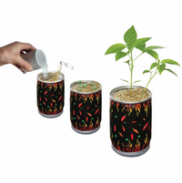 Chili Pepper Magic Plant Growing Kits