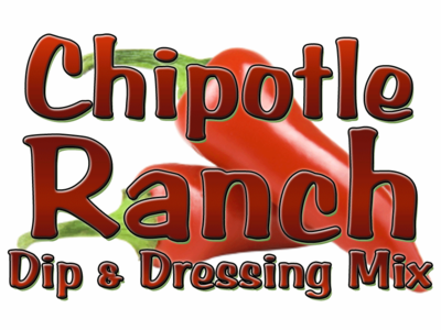 Chipotle Ranch Dip Mix & Dressing Mix, 1 Packet