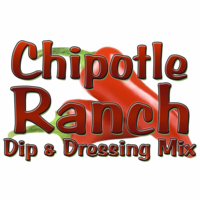 Chipotle Ranch Dip Mix & Dressing Mix, Case of 24 Packets