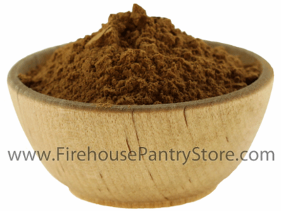 Cinnamon, Ground, 1 Pound Bulk Bag