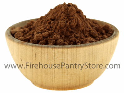 Cocoa Powder, Dutch Processed, 1 Pound Bulk Bag