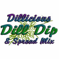Dillicious Dill Dip & Spread Mix, Case of 24 Packets