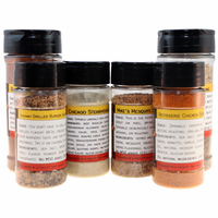 Essential BBQ Seasoning Sampler (6 Varieties)