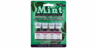 Flavoring Oils, Super Strength, 4 Pack, Mint Collection