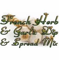 French Herb & Garlic Spread Mix, 5 Pound Bulk Bag