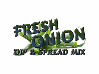 Fresh Onion Dip & Spread Mix, 5 Pound Bulk Bag