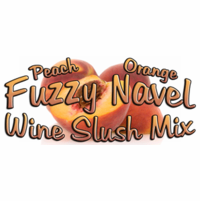 Fuzzy Navel Wine Slush & Champagne Slush Mix