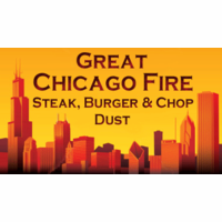 Great Chicago Fire Steak, Burger & Chop Dust