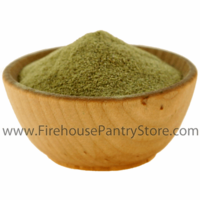 Green Bell Pepper Powder