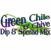 Green Chile 'N Chive Dip & Spread Mix, 1 Packet
