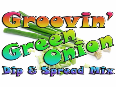 Groovin' Green Onion Dip & Spread Mix, 1 Packet
