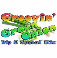 Groovin' Green Onion Dip & Spread Mix, Case of 24 Packets