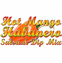 Habanero Mango Salsa, Dip, and Spread Mix, 1 Packet
