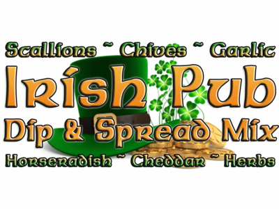 Irish Pub Spread Mix, 1 Packet