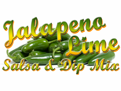 Jalapeno Lime Salsa, Dip, and Spread Mix, 1 Packet