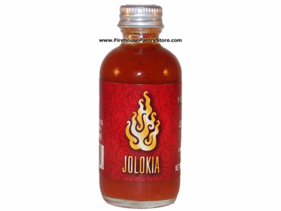 Jolokia 10 Puree (Ghost Pepper Puree) by CaJohn's