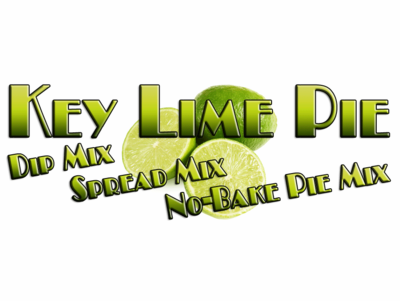 Key Lime Pie Dip Mix, Spread Mix & Pie Filling Mix, Single Recipe Package