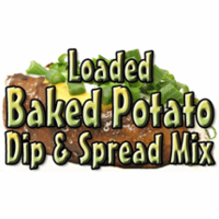 Loaded Baked Potato Dip & Spread Mix, 1 Packet