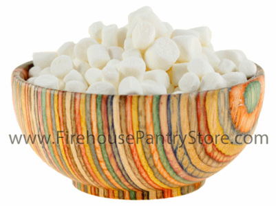 Micro Mini Marshmallows, 16 Pound Bulk Case