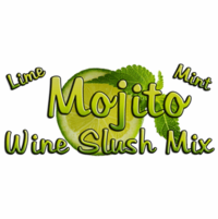 Mojito Wine Slush Mix, 10 Pound Bulk Bag