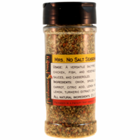 Mrs. No Salt All-Purpose Seasoning in a Large Spice Jar (3.53 oz.)