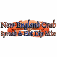 New England Crab Dip & Spread Mix, 5 Pound Bulk Bag