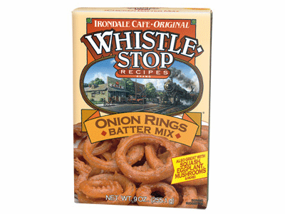 Onion Ring Batter Mix by Whistle Stop