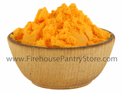 Orange Cheddar Cheese Powder, 15 Pound Bulk Bag