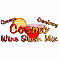 Orange Cranberry Cosmo Wine Slush Mix, Single Recipe Package