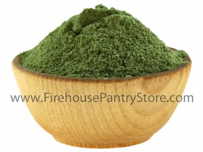 Parsley Powder, 1 Pound Bulk Bag