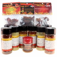Premium Pepper Collection (12 Varieties) + FIREHOUSE FREEBIE