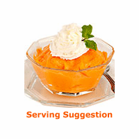 Pudding Mix, Instant, Orange Dream
