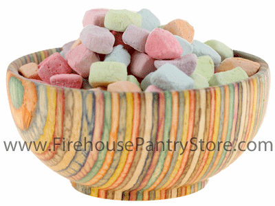 Rainbow Charms Marshmallow Bits, 1 Pound Bulk Bag