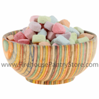 Rainbow Charms Marshmallow Bits, 40 Pound Bulk Case (Special Order)