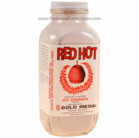 Red Hot Cinnamon Flavored Powder, 10 oz. Shaker Bottle