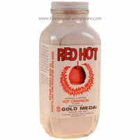 Red Hot Cinnamon Flavored Powder